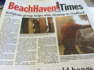 Beach Haven times write up