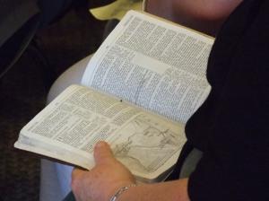 lap Bible