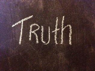 chalkboard truth