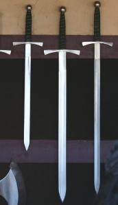 3 swords