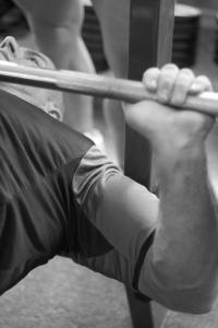 weightlifter strength